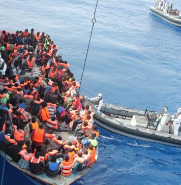 Attaccato Andrea Palladino per le sue inchieste sul salvataggio dei migranti