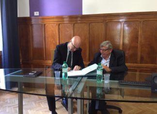 Accordo quadro Stampa Romana-Link University, la firma della convenzione