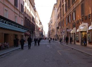 Antonio Atte, aggredito in via del Corso