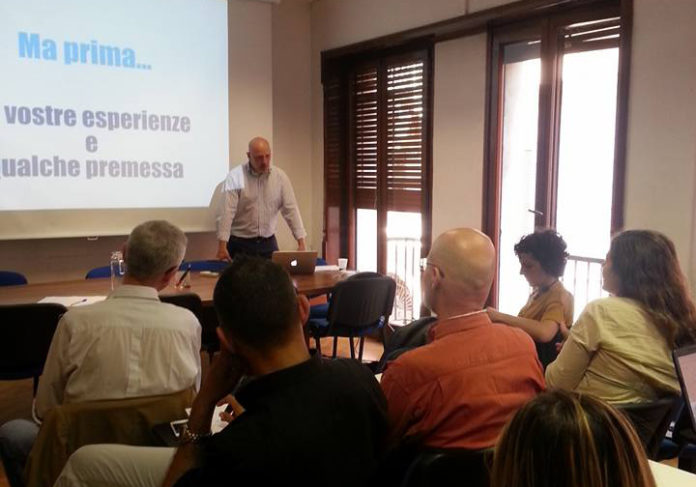 Fabrizio Arnone, docente del corso di formazione Seo