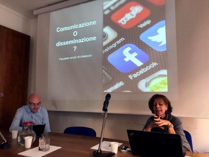 progetti comunitari comunicazione disseminazione